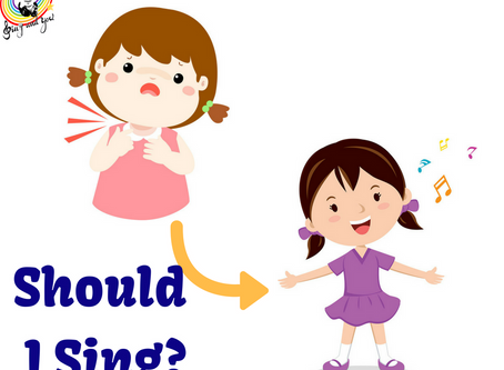 Should we sing when we are sick?
