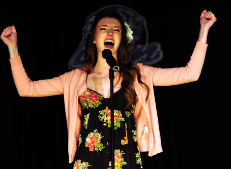 唱歌比賽經驗談(一) Tips on Singing Contests (1)
