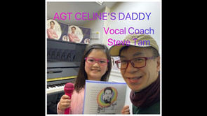 Singing lesson Into The Unknown w/Vocal COACH Steve (AGT Celine's Daddy) 學唱歌 - 唱歌老師