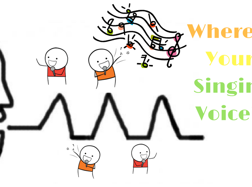 Where AreYour Singing Voice--
