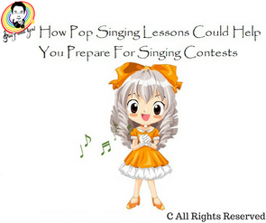 How Pop Singing Lessons Could Help You Prepare For Singing Contests