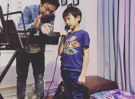男生在轉聲期能學習聲樂嗎? Can Boys Learn Singing at Puberty?