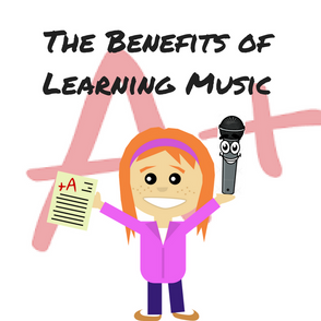 讓孩子學習音樂的好處 (Part3) The Benefits of Learning Music (Part 3)