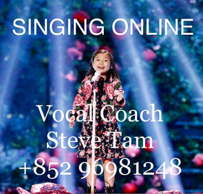 Learn to Sing with Vibrato in 1 Month - Online Singing Class 聲樂教練AGT Celine Tam的爸爸在線唱歌課學習在1個月內學會震音