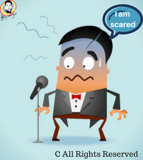 How to deal with stage fright?