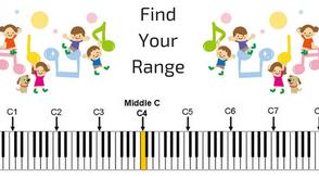 聲樂小知識– 找出自己的音域 Vocal Knowledge– Find Your Range