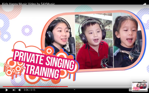 A Letter to Parents: Teach you How to let Your Children learn Singing at Home 致家長的信: 教你如何讓孩子在家輕鬆學習唱歌