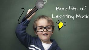 讓孩子學習音樂的好處 (二) The Benefits of Learning Music (Part 2)