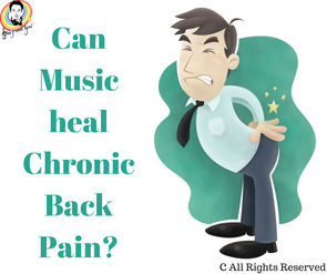 Can music heal chronic back pain?