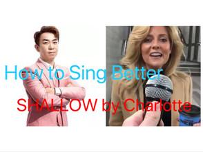 (學唱歌) How to Sing Better ft. London Tube Charlotte Awbery Vocal Coach Steve Tam