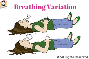Breathing Variation 呼吸轉換
