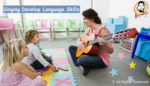 Singing Develop Language Skills