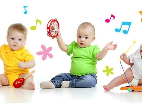 嬰兒喜歡什麽音樂呢?What Music Do Babies Like?