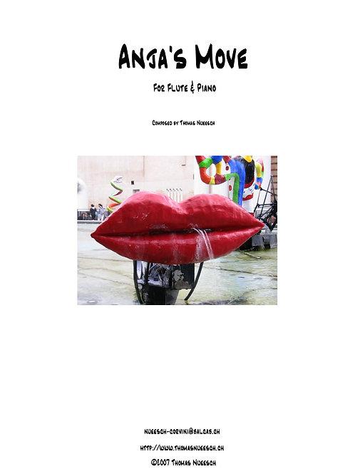 Anja's Move (Pno/Flute)