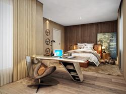 Resort Orlando Magic Village by Pininfar