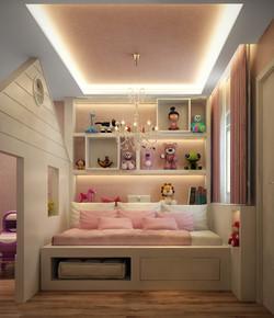 Girl Suite in São Paulo, Brazil