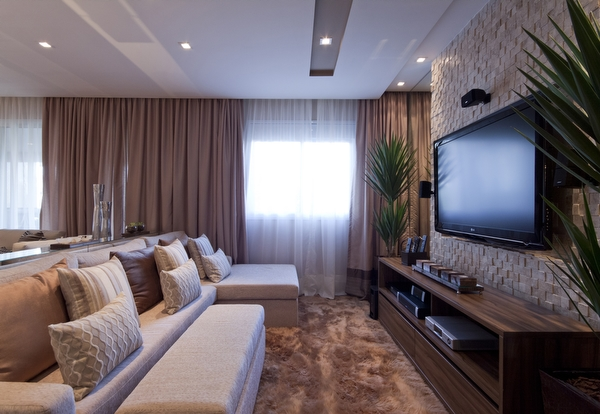 Home Theater in São Paulo, Brazil