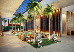 Lobby, Magic Village 2 - Orlando