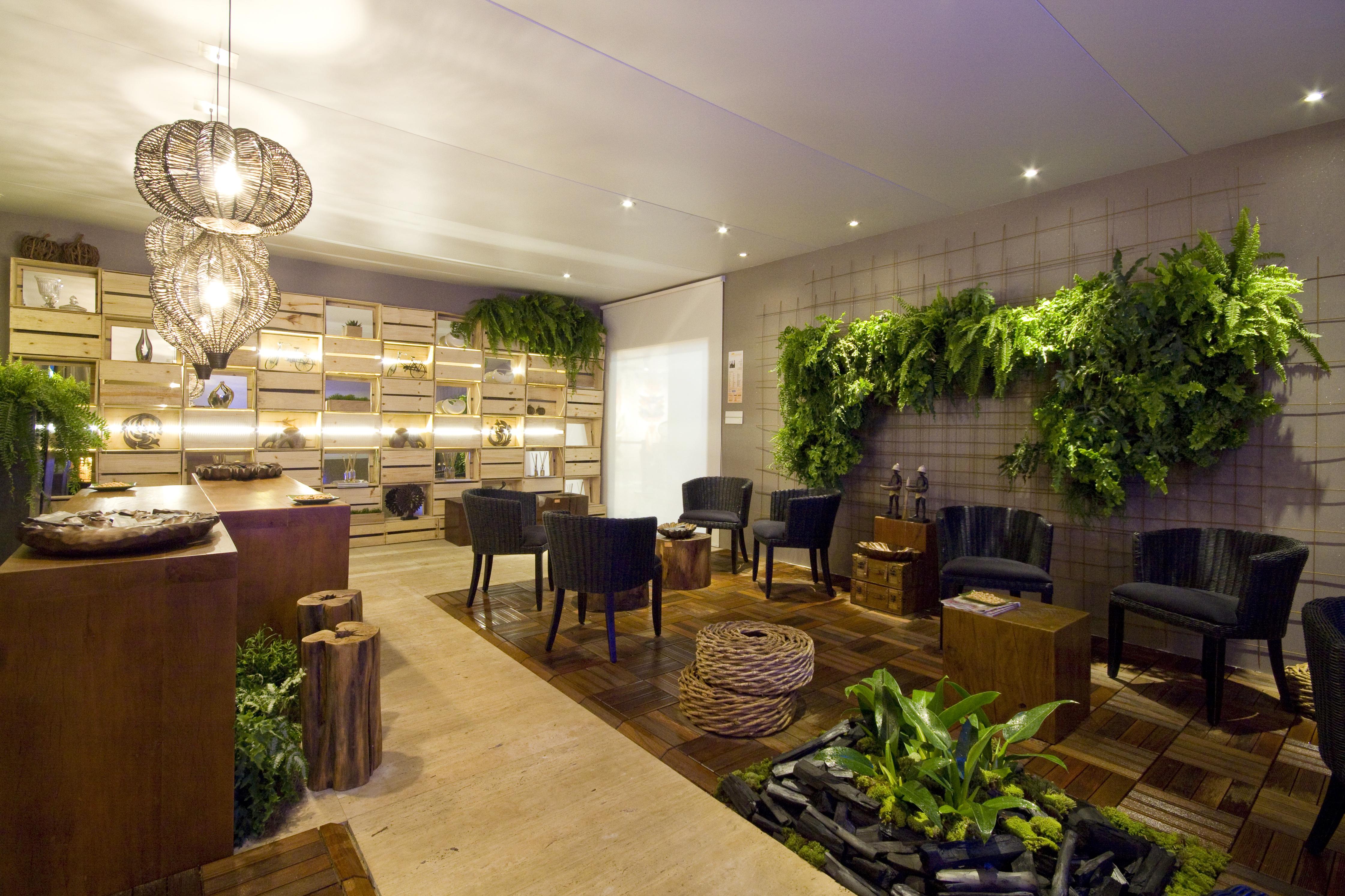 Lobby in São Paulo, Brazil