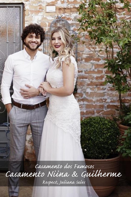 Casamento Niina Secrets & Guilherme Santos