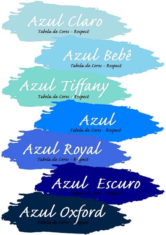 Tons de Azul para os Vestidos das Madrinhas