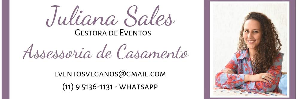 Assessoria em Casamento, Respect Juliana Sales