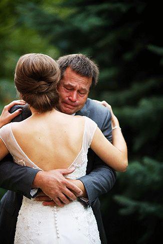 Foto da Noiva com o Pai