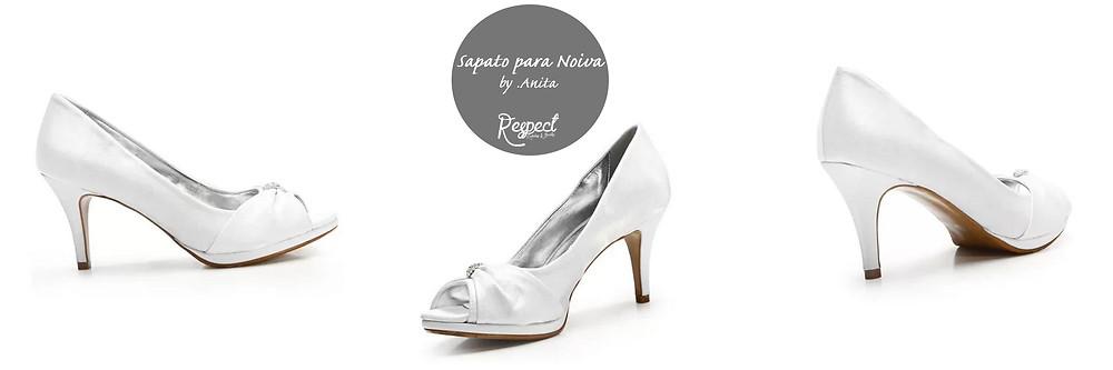 Sapato para Noiva by Anita