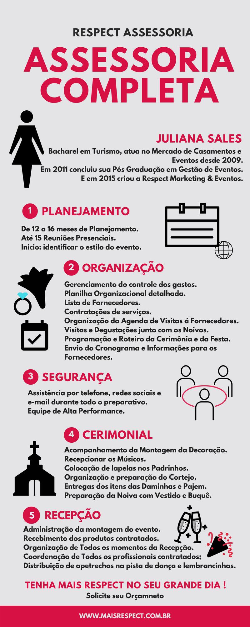 Respect Assessoria Completa Infográfico