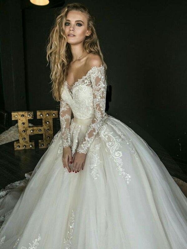Vestido de Noiva by Olivia Bottega
