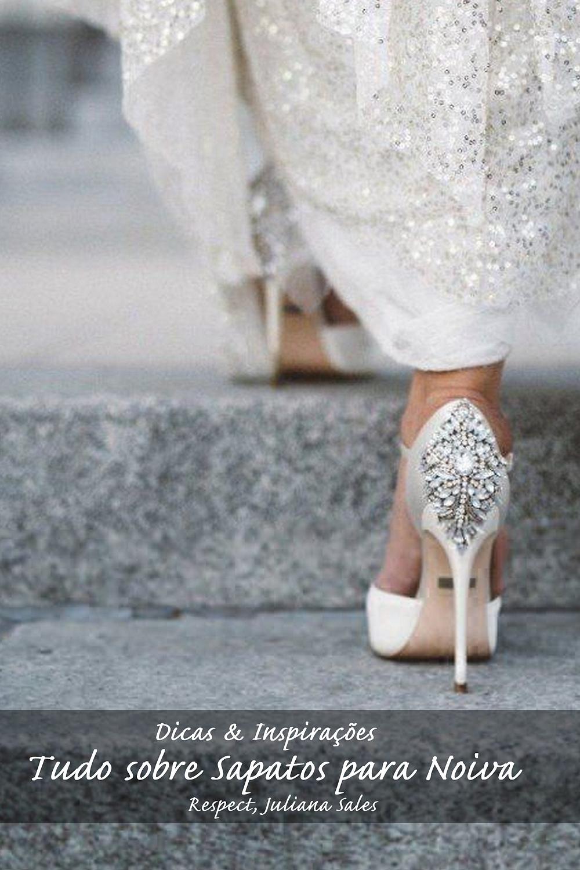 Tudo sobre Sapatos para Noiva