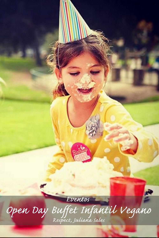 Open Day Buffet Infantil Vegano