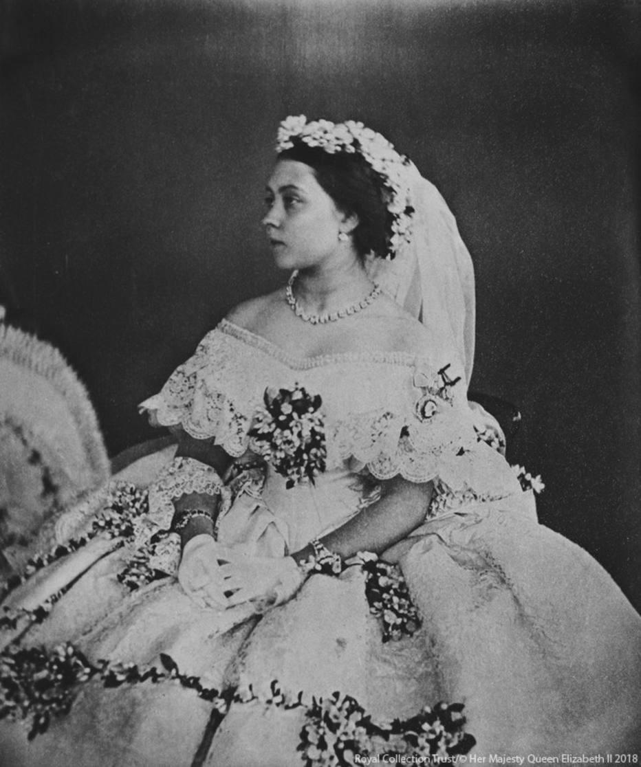 Vestido de Noiva da Princesa Vitoria