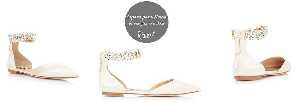 Sapato para Noiva by Badgley Mischka