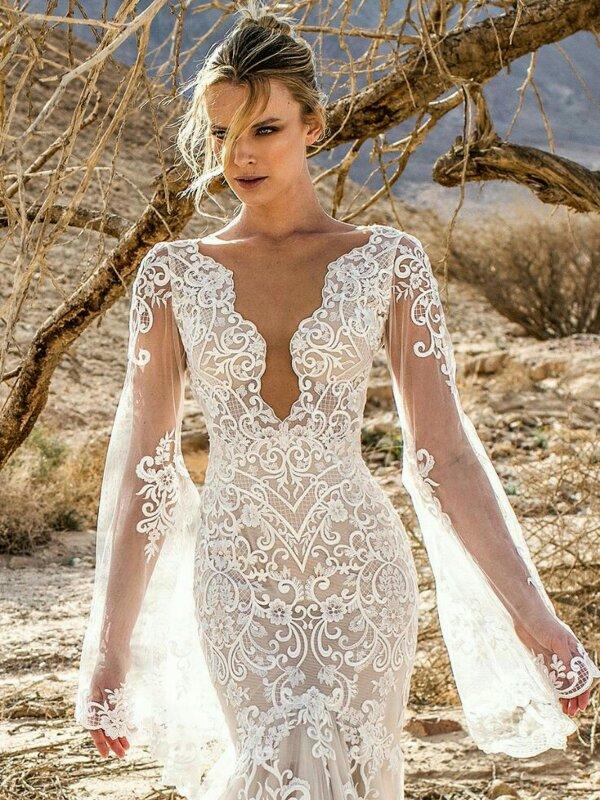 Vestido de Noiva by Lian Rokman