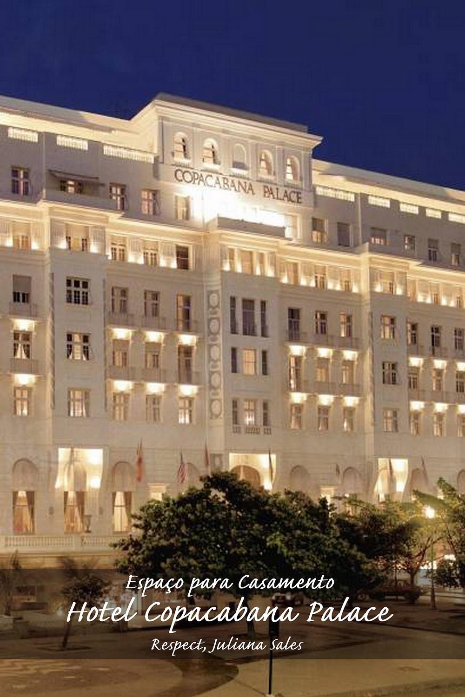 Copacabana Palace - Espaço para Casamento