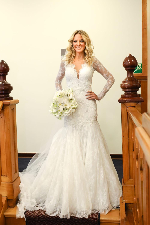 Ticiane Pinheiro, Vestido de Noiva