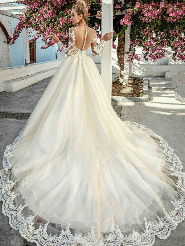 Vestido de Noiva by Eva Lendel