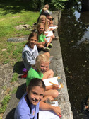 Creek Critters Summer Camp with The Wilderness Club