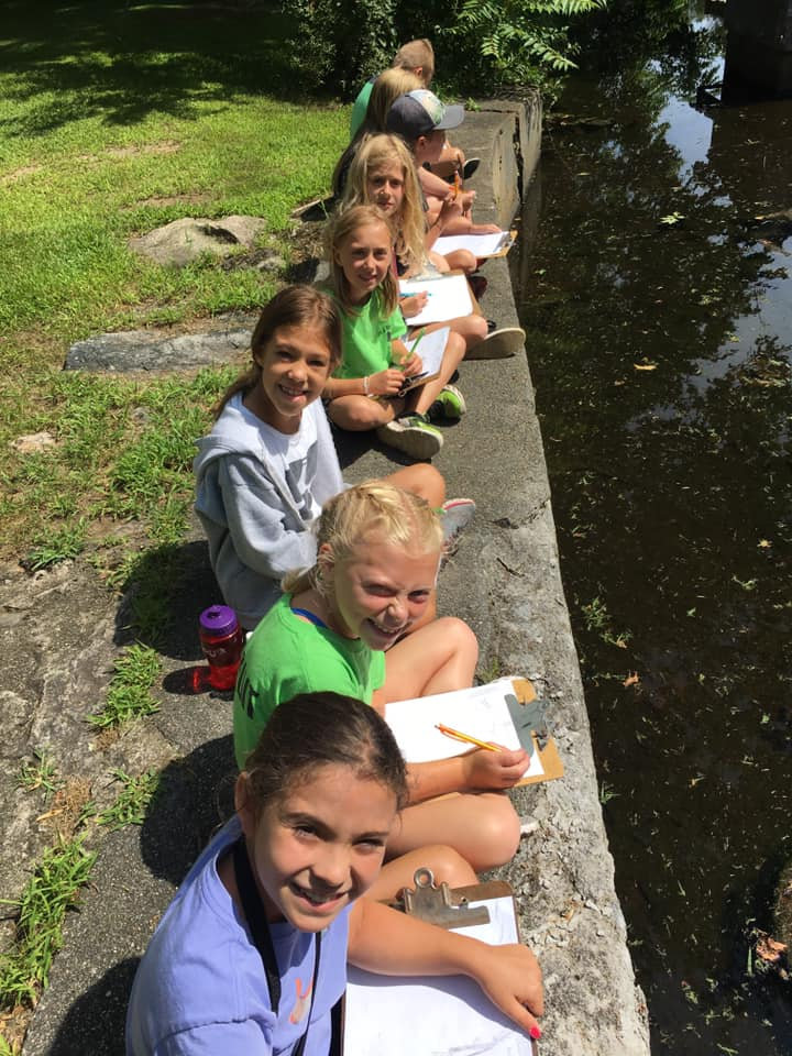 Creek Critters (August 9-11)