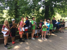 Scientist Academy Summer Camp with The Wilderness Club