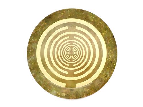 Peridot MWO harmonisation disc