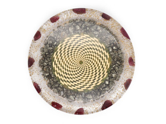 Orgone energy disc of purification