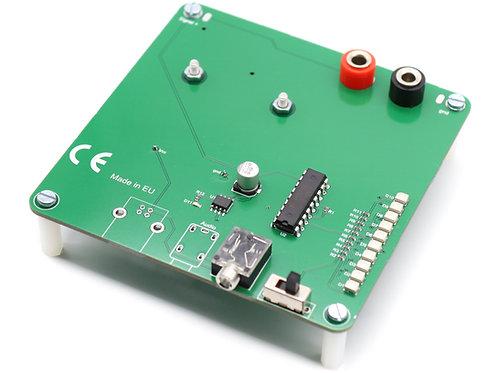 Amplifier module for scalar wave coils