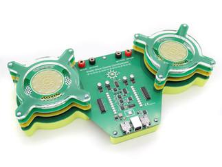 Scalar wave cosmic communicator with MWO harmonizer