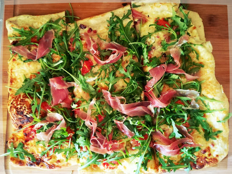 Flammkuchen mal anders