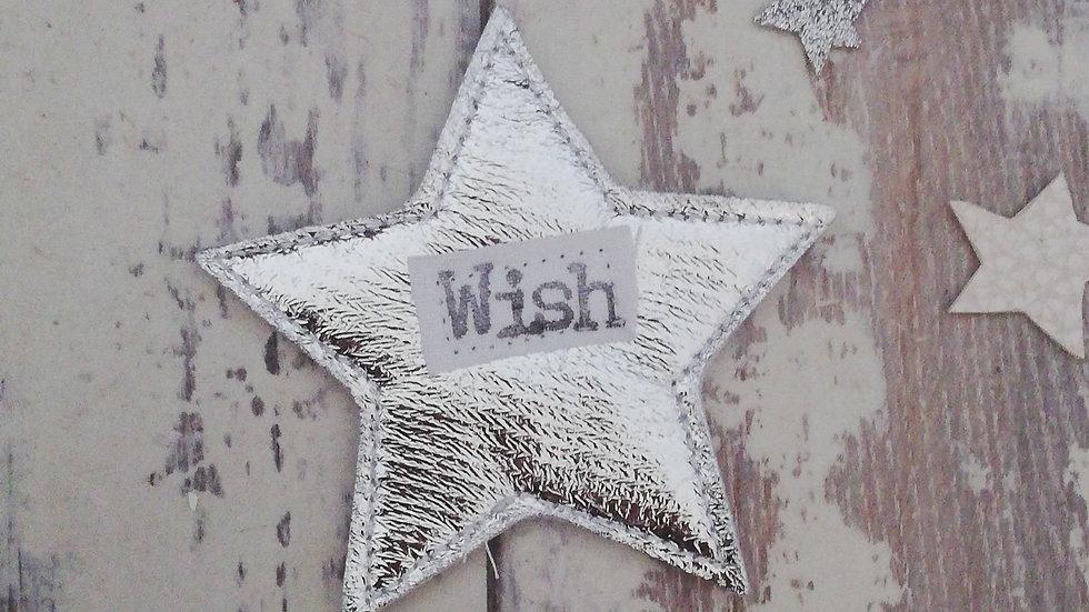 wish star badge