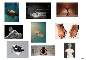 Visual Research The Surrealist Body