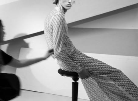 Fashion Styling: Lookbook Shoot for Laura Silberzahn