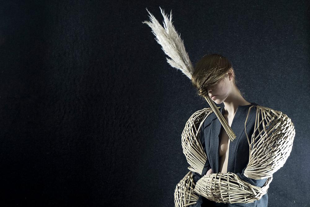 Fashion Styling by Juliette Sijnja with designs by Judith van Vliet
